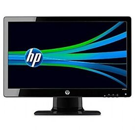 HP 2211x 21.5 inch Full HD LED Backlit LCD Monitor 1920 x 1080 DVI-D/VGA (Black)