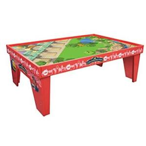 Chuggington Wooden Train Table with Train Set