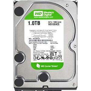 Western Digital 1TB Internal Hard Drive (Two)