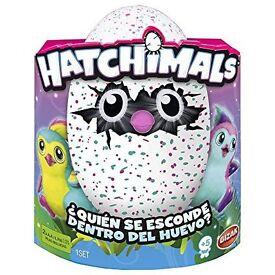 Brand new Teal Hatchimal