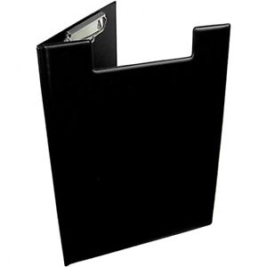 Legal Size black writing pad clipboard - NEW