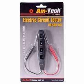 Am-Tech Electric Circuit Tester 110-460 Volt new