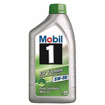 MOBIL 1 OIL FULLY SYNTHETIC ESP FORMULA 5W30 5W-30 1L comprar usado  Enviando para Brazil
