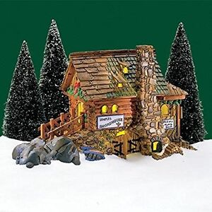 Dept 56 Christmas Village - Semple's Smokehouse
