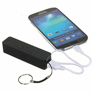 Chargeur Portable charger Backup Battery 2600mAh