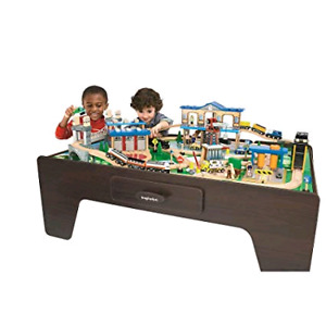 Imaginarium City Central Train Table Set (used)