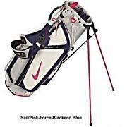 Pink Nike Golf Bag