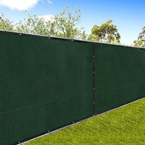 Privacy Screen Rolls 6 x 50 - temporary fence chain link