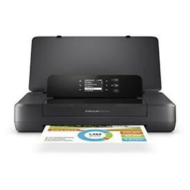 Hp office jet pro 200 printer wireless - battery