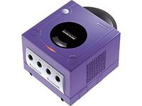 Purple Gamecube, 9 Games, 3 Controllers & Memory card