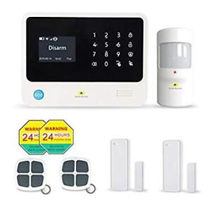 Smart Phone Security  System Wi-Fi GSM + GPRS
