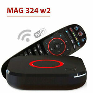 Mag322w2+ 24 months 5000  iptv channels subscription Total$228