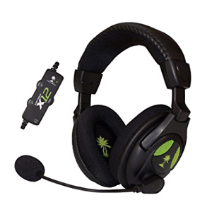 How Can I Plug In A Trurtle Beach Headset X12 For Xbox 360
