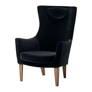 stockholm furniture ikea. Ikea STOCKHOLM - High Back Armchair, Sandbacka Black Stockholm Furniture