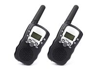 Walkie Talkie Units Set 8 Channel PMR446 system