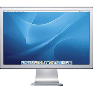 """Apple cinema display 20"""" in very good condition"""
