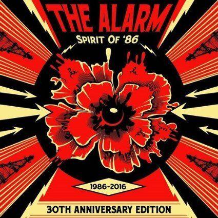 The Alarm - Spirit Of 86 - 30th Anniversary Edition (NEW CD+2DVD)