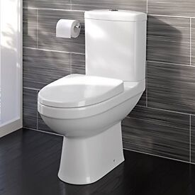 New and unused Toilet and Cistern