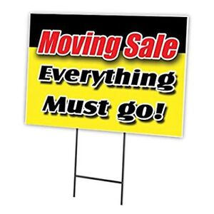 Moving sale - SUNDAY NOVEMBER 18 FROM 9-6