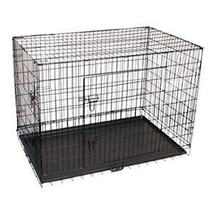 Looking for a large dog kennel