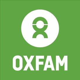 Work for OXFAM! Private Site Lottery Fundraising - £9.40-14ph! Summer Job - Perfect for Students!