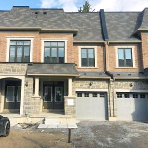 For Rent: 4 Bedroom Brand New Townhouse in Markham