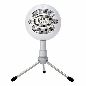 Blue Snowball Microphone Great Quality