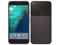 Boxed Google Pixel XL 128GB Quite Black - With Daydream VR Headset and controller. All immaculate