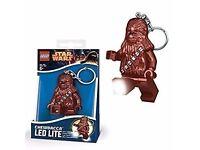Lego LEDLite Star Wars Chewbacca Keylight : Brand new and unopened