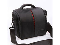 Waterproof Anti-shock Camera Case Bag with Extra Rain Cover for Canon EOS 1200D 100D,1300D etc.00D