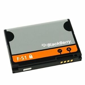 Blackberry Torch 9800 9810 Original Genuine OEM FS1 Battery