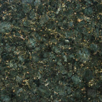 Peacock Green granite - Fabricated to your specifications