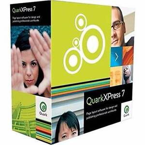 The QuarkXPress Passport 7 Page Layout Software from Quark Woodville Charles Sturt Area Preview