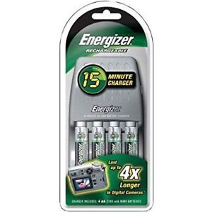 Energizer High Speed Battery Charger