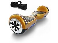 Smart balance electric scooter hoverboard