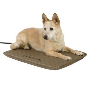 Heated Outdoor Pet Bed