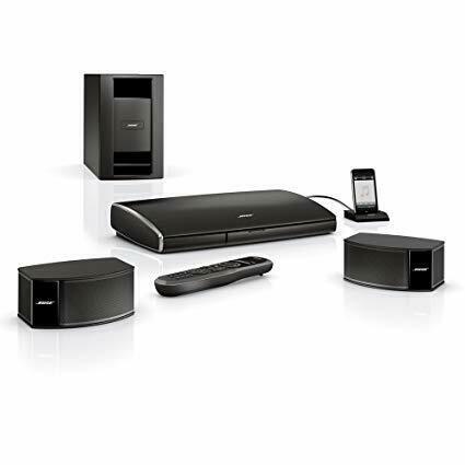 Bose Lifestyle V35 235 2.1 Channel Subwoofer And 2 Speakers Home Theater System - $700.00