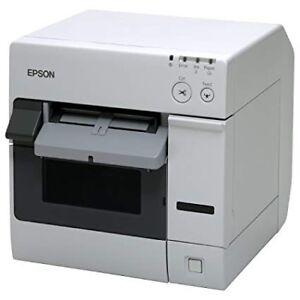 Professional Epson TM-3400 Label Printer
