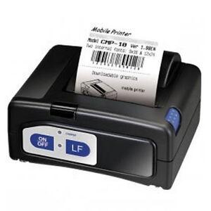 Citizen CMP-10 Portable Printer (CMP10BT-U5MSC)