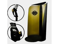 Fake Bake PRO extraction booth and PRO spray tan gun system