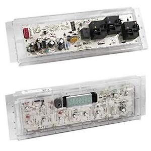 WB27T10817 GE OVEN CLOCK TIMER OVERLAY CONTROL BOARD WB27T11312 replaces: AP5177950 WB27T10468 WB27T11274