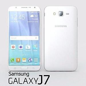 SAMSUNG GALAXY J7 WHITE BRAND NEW