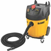 DEWALT D27904 12 Gallon Dust Extractor with Automatic Filter Cle