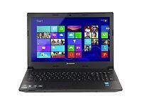 nearly new laptop leveno