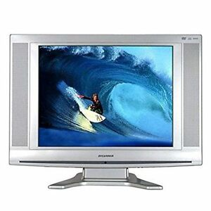 2011 Sylvania 20'' TV + lecteur DVD player
