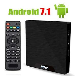 W95 Android 7.1 TV Box with 100% working Kodi (new)