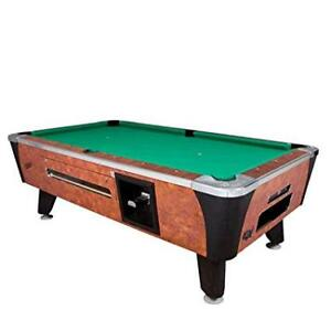 Dynamo Sedona Coin Operated Pool Table