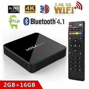 ANDROID TV BOX, M96X PRO , S905X, 2GB RAM, 16GB ROM, ANDROID 7.1