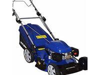 New Hyundai 173 cc Petrol Self Propelled 4-in-1 HYM51SP lawnmower