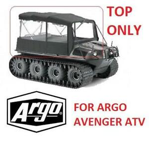 NEW* ARGO CONVERTIBLE TOP 849-40 187752866 FOR AVENGER/HDI 849-40 ATV VEHICLE - SEE COMMENTS